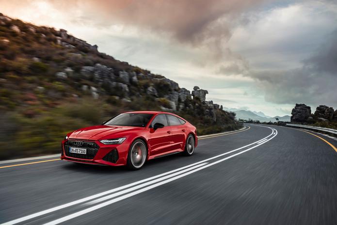 Hankook   Audi RS7