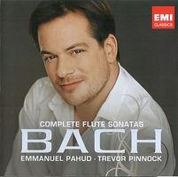 Emmanuel Pahud, silvia careddu, flute, bach