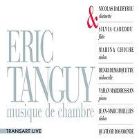 Eric Tanguy, Silvia careddu, henri demarquette, musique de chambre