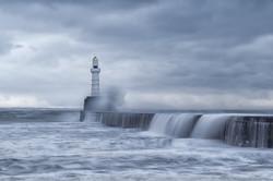 Aberdeen Stormy View