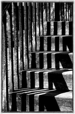 Steps and Spindles
