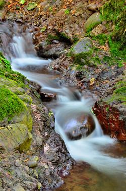 Dunnottar Waterfall 2