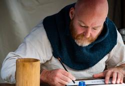 Abbey Calligrapher