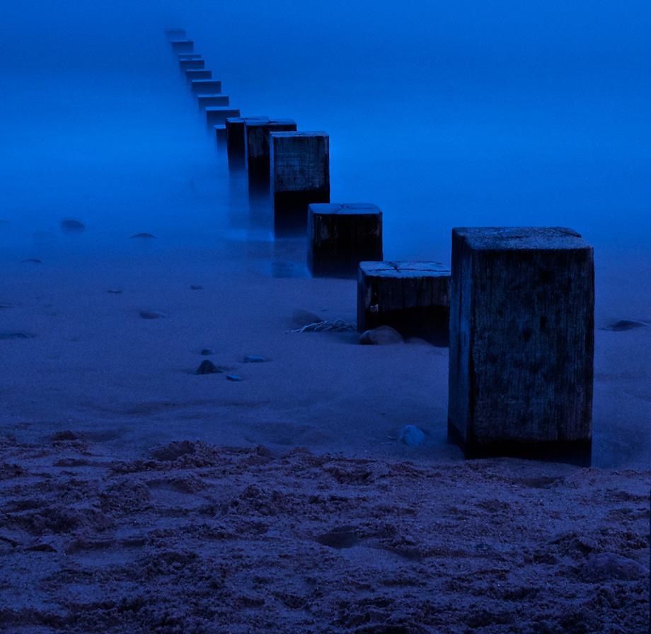 Blue Groynes