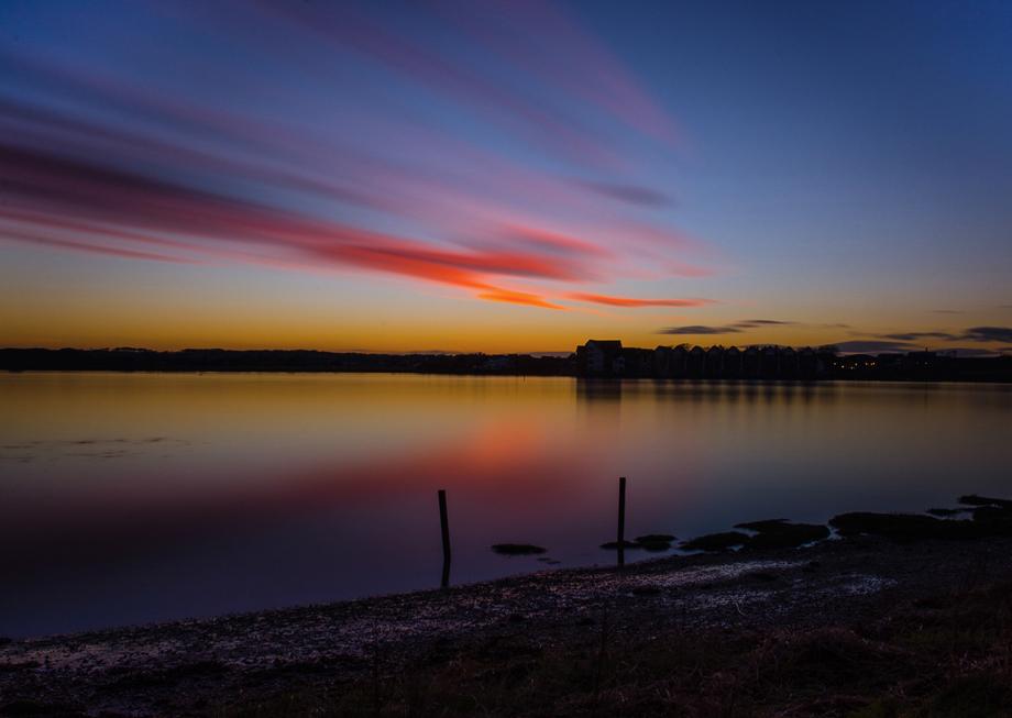 Newburgh Sunset