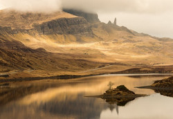 Storr Reflections