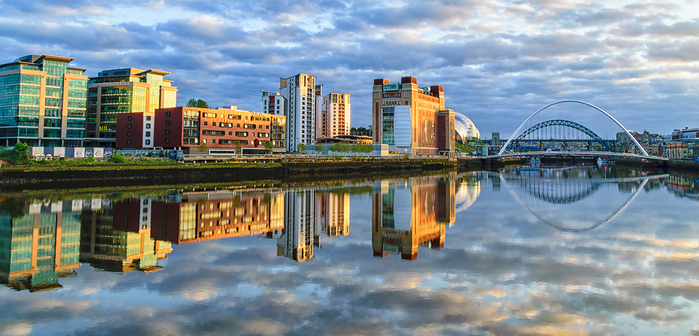 Reflections on Tyne II