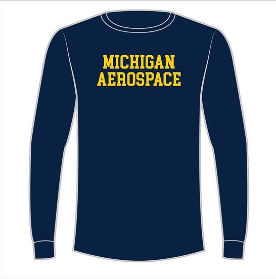Michigan Aerospace Longsleeve