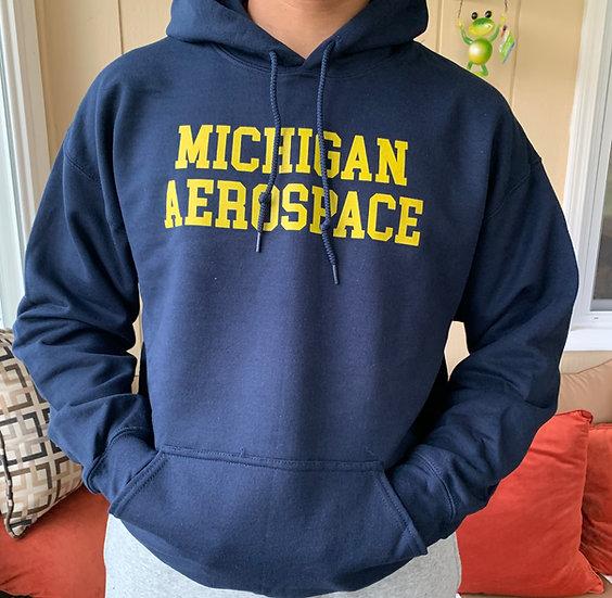 Michigan Aerospace Hoodie