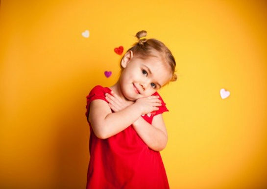 Toddler & Sibling Valentine Party