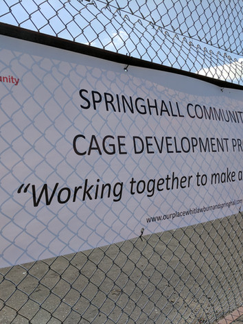 Cage redevelopment