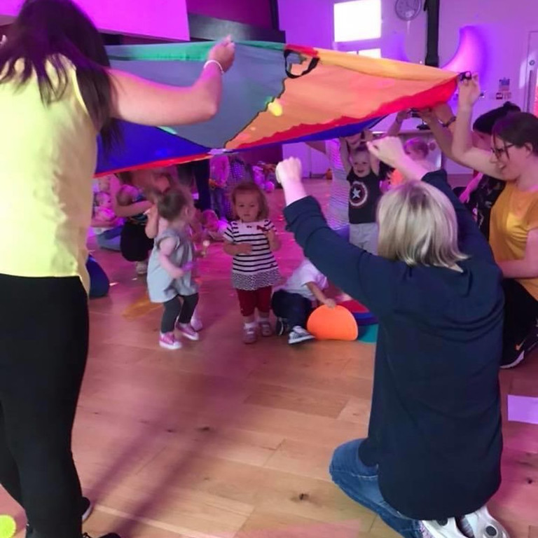 Ally Bally Toddler Beats