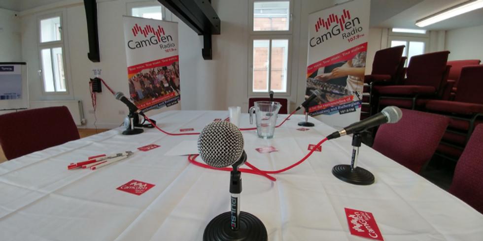 CamGlen Radio Political Hustings Show
