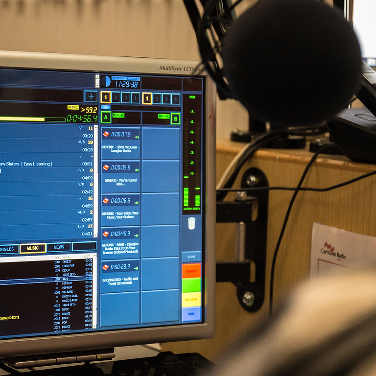 CamGlen Radio's Feel Good Request Show