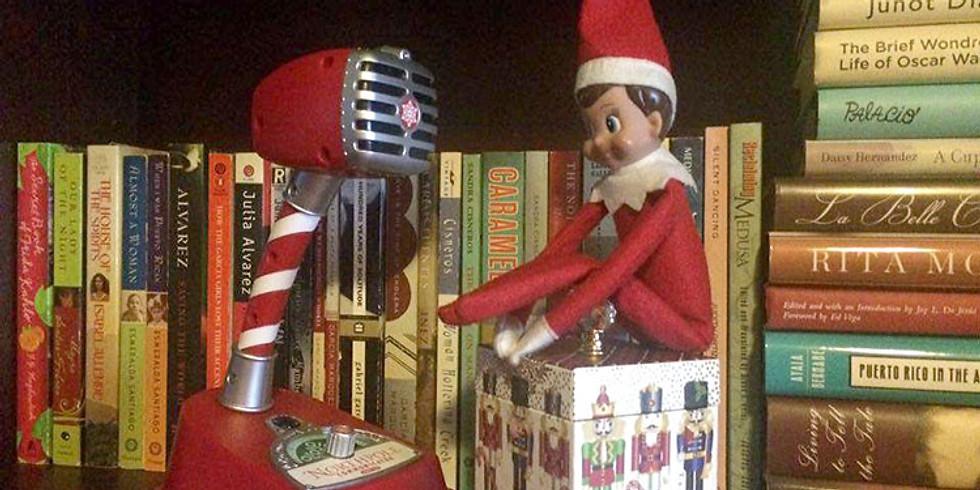 Elf Stories on CamGlen Radio 107.9FM