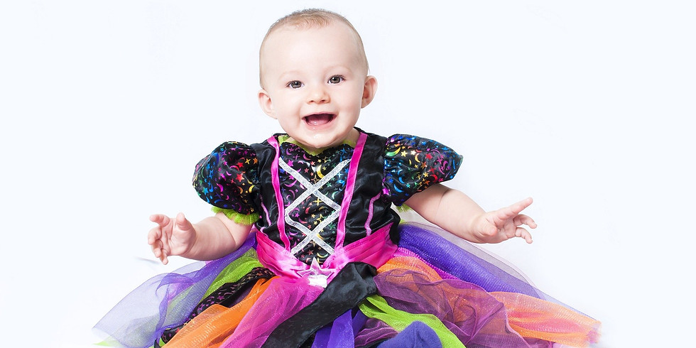 Ally Bally Bounce & Beat Halloween Style