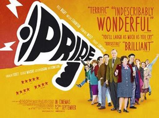 Number 18 Cinema presents...PRIDE!