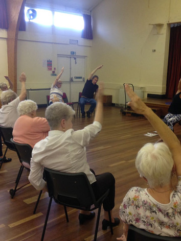 Age Active Yoga