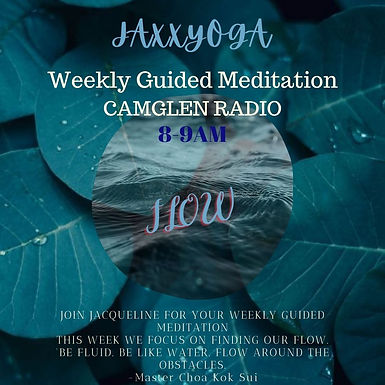 Guided Meditation with Number 18