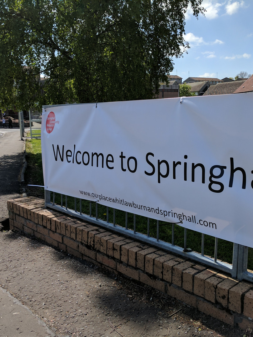 Welcome to Springhall
