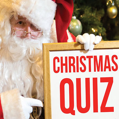 Christmas Quiz on CamGlen Radio 107.9FM