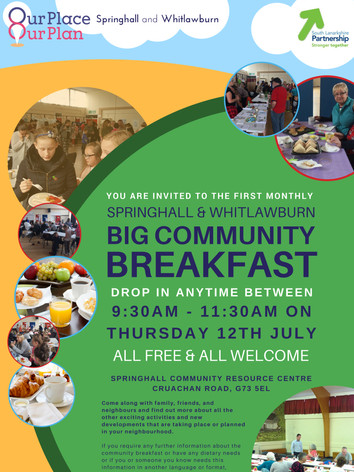 Community Breakfast July 2018