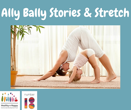 Ally Bally Stories and Stretch