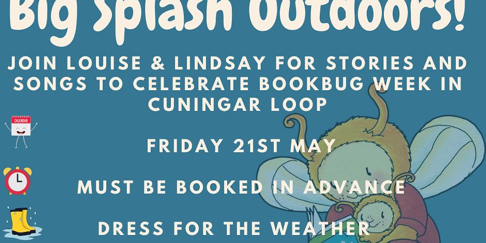 Bookbug's Big Splash Outdoors