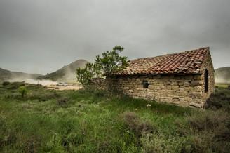 0581-I Tramo de tierra Torralba de Arago