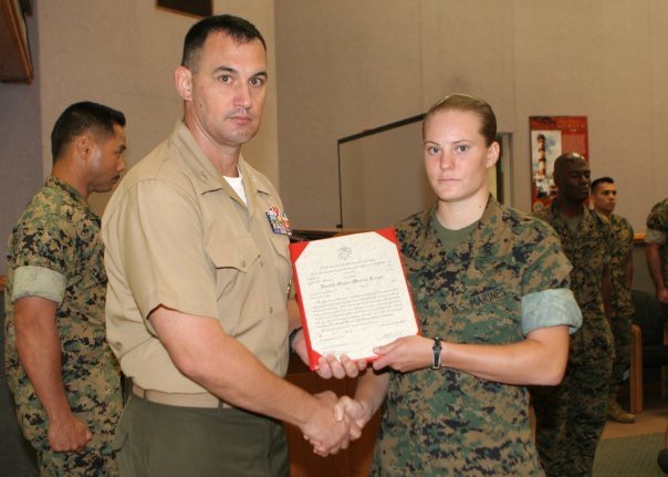LCpl Promotion
