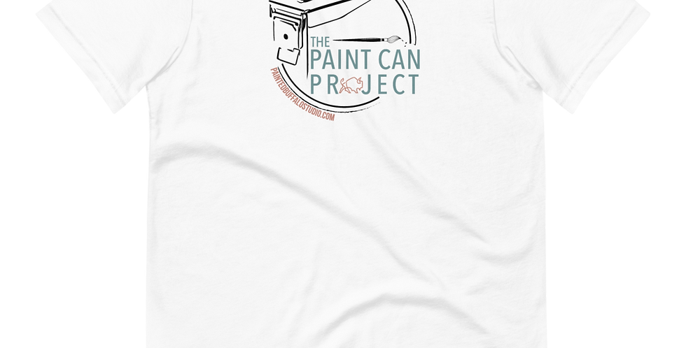 Paint Can Project T-Shirt