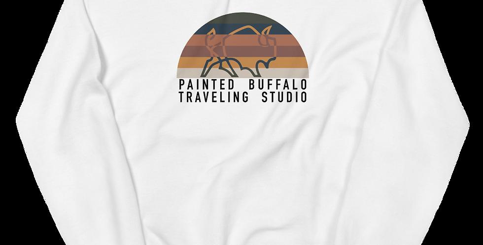 Sunset Buffalo Sweatshirt