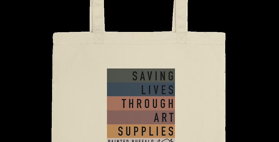 Saving Lives Eco Tote Bag