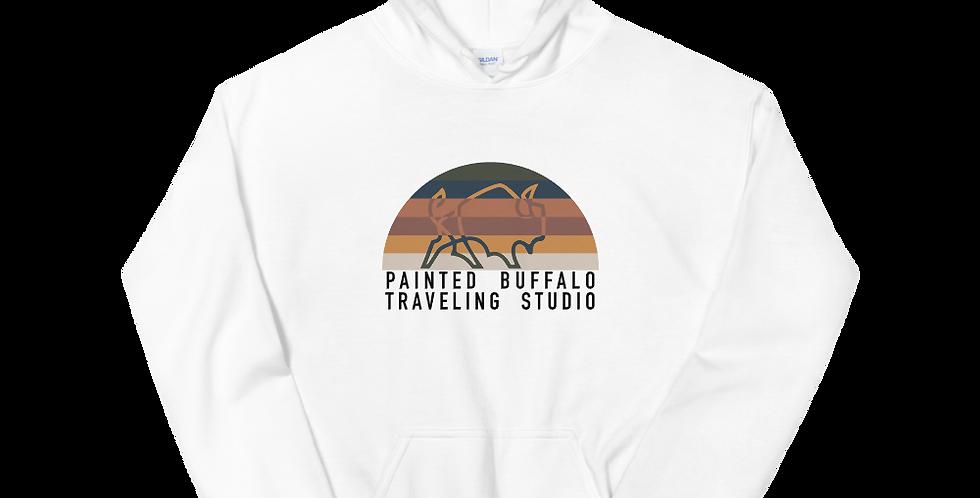 Sunset Buffalo Hoodie