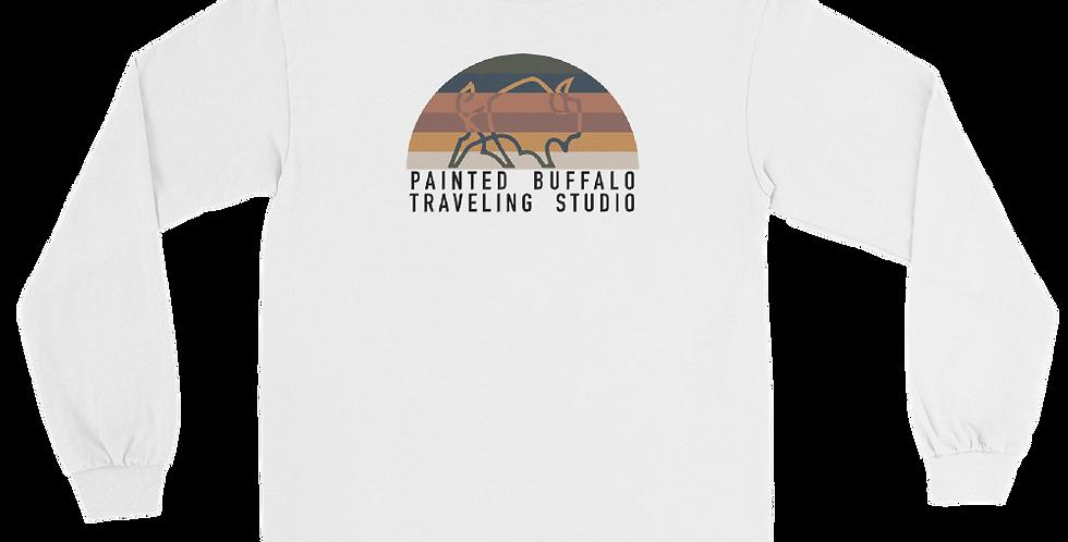 Sunset Buffalo Long Sleeve Shirt