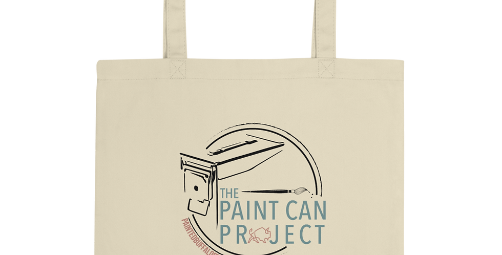 Paint Can Project Eco Tote Bag
