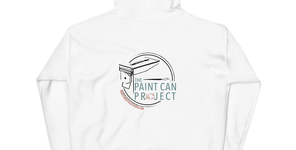 Paint Can Project Hoodie