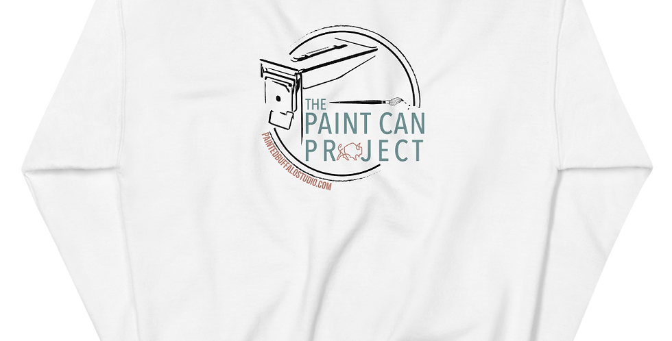 Paint Can Project Sweatshirt