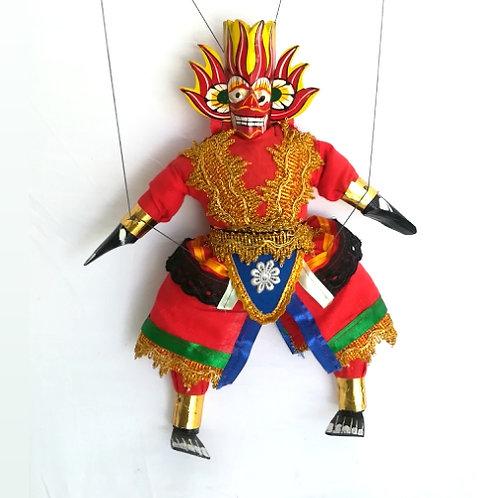 Raksha Puppet