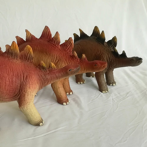 Prehistoric Animal Rubber Toys