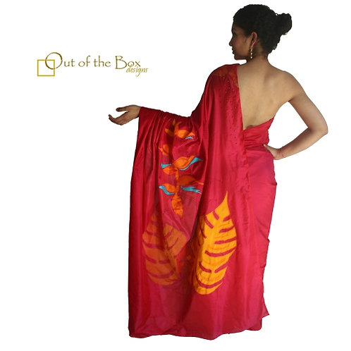 Eden Silk Saree