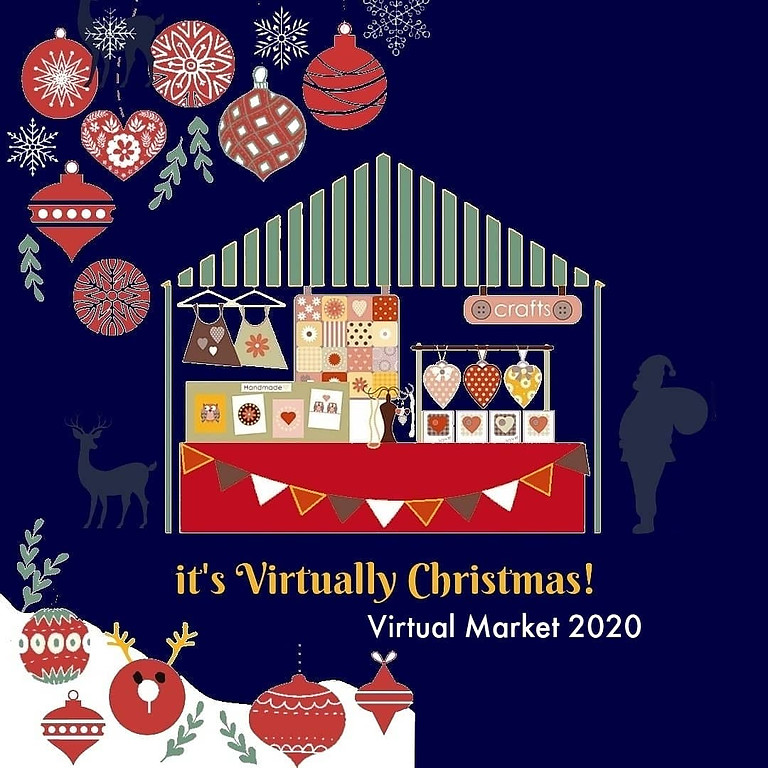 it's Virtually Christmas!