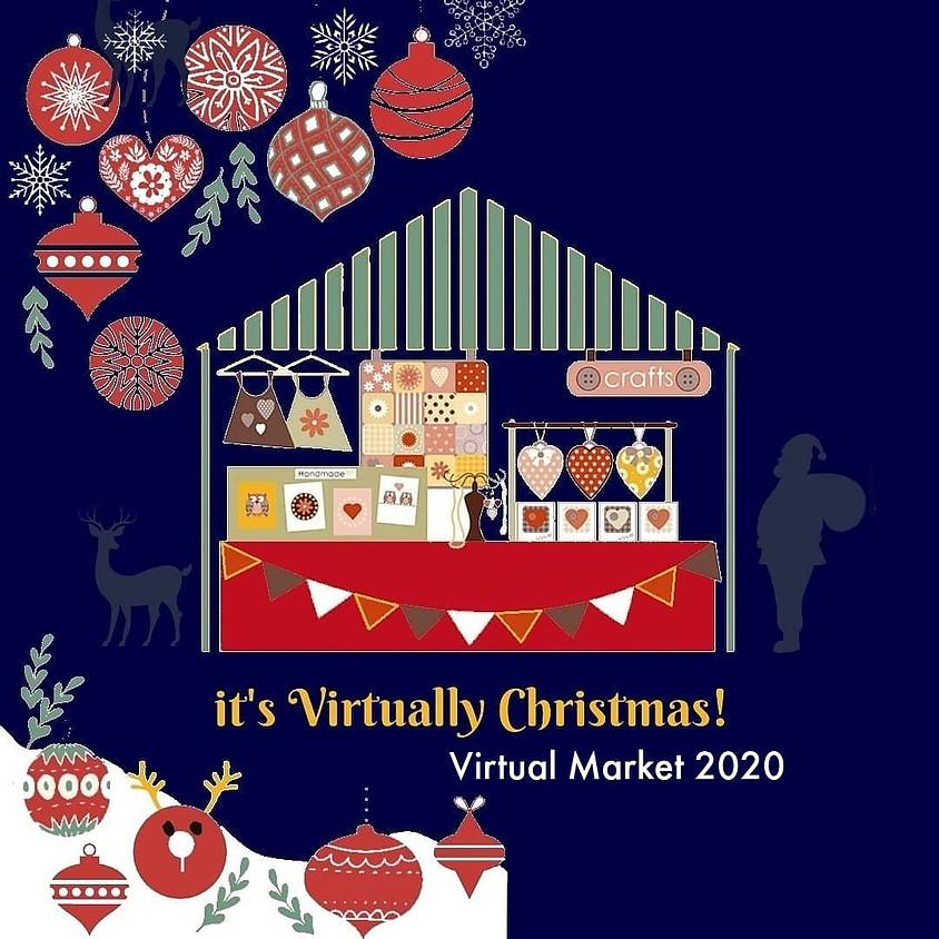 it's Virtually Christmas!