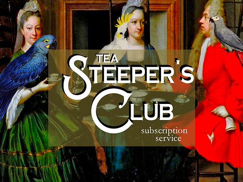 Tea Steeper's Club