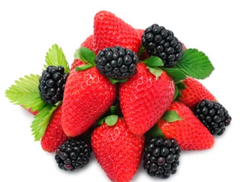 Freeze-Dried Berry Duo