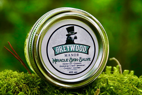 Miracle Skin Salve WS