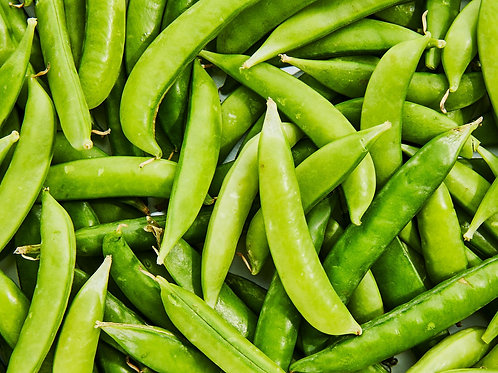 Freeze-Dried Snap Peas