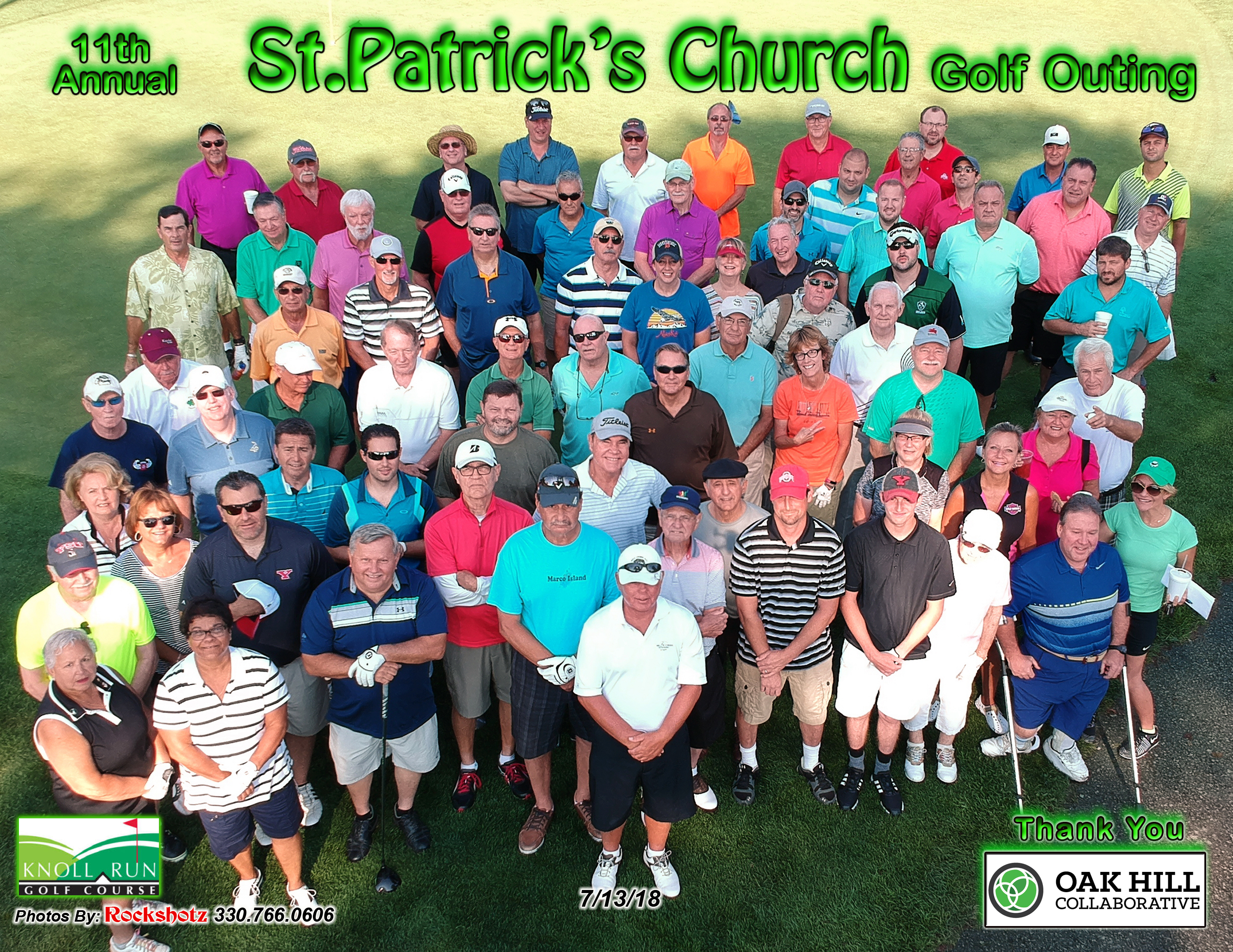 St Pat's Church Golf Outing