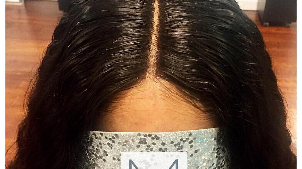 Custom wig Unit