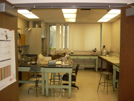 My Future Hydrogeology and Water Quality Lab!